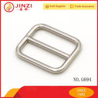 2015 Top Sale Slider Buckle , release buckles for Leather Bag Parts