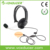 [E1369] In line PTT Boom mic One earmuff headset for brondi Baofeng Kenwood Icom Uniden YYT