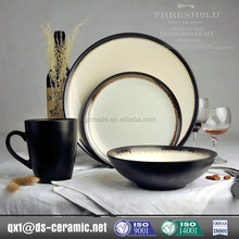 Factory price New arrived german stoneware dinnerware