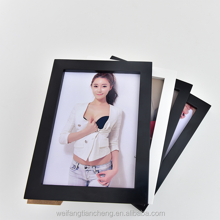 5x7 wall hanging and table standing ready made frames wholesale