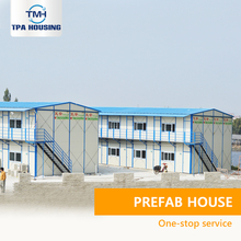 Tropical Refugee Camp Eps Sandwich Panel Steel Structures Prefabricated House Prices In Sudan