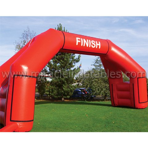 custom made inflatable finish line arches,inflatable entry arch for sale C2014