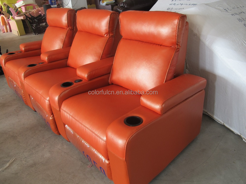 Good quality price leather recliners sofa set theater home for Where to buy good quality sofa