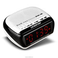 2015 new products Digital phone remote control colorful funny digital alarm clock