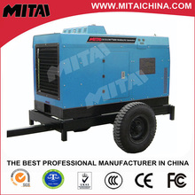 Water-cooled Diesel Engine Three Phase Arc 1000Amps Welding Machine