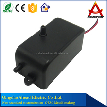 small 12 volt battery the type of two stage vacuum pump