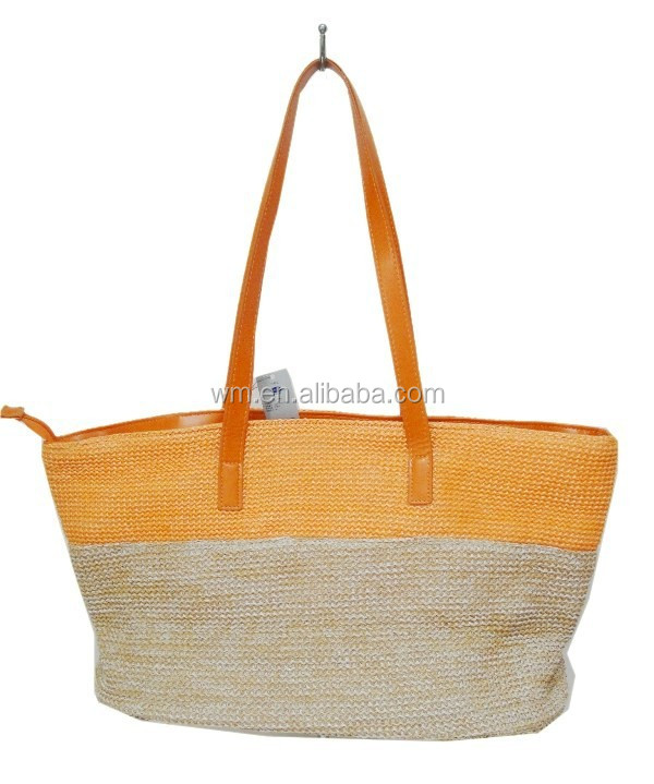 wholesale straw beach bags, Designer bag,Lady fancy bag