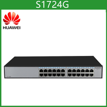 Huawei 24 GE RJ45 electrical port S1724G 110/220V Ethernet Switch