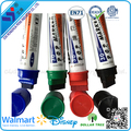 erasable wax highlighter marker for children