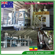 High Quality Cocoa Coffee Sorghum Bean Processing Plant