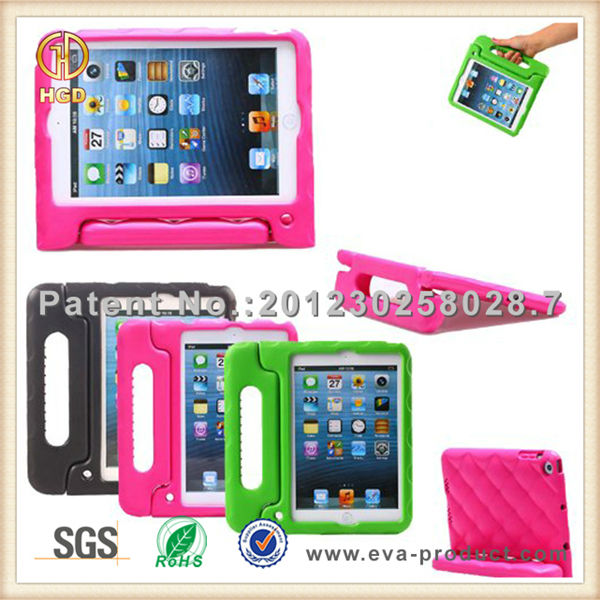 Kid's waves Light Weight EVA Drop-Proof rugged case for ipad mini