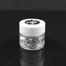 15/30/50g health care product small glass container for eye cream