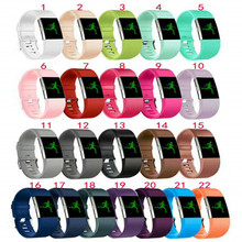 For Fitbit Charge 2 Bands, E-maker Silicone Replacement Accessories Strap for Fitbit Charge 2 (No Tracker)