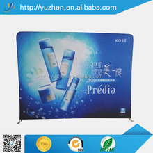 Factory portable display tension fabric system exhibit show