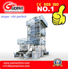 2014 No.1 Multi-layer Co-extrusion Film Blowing Machine
