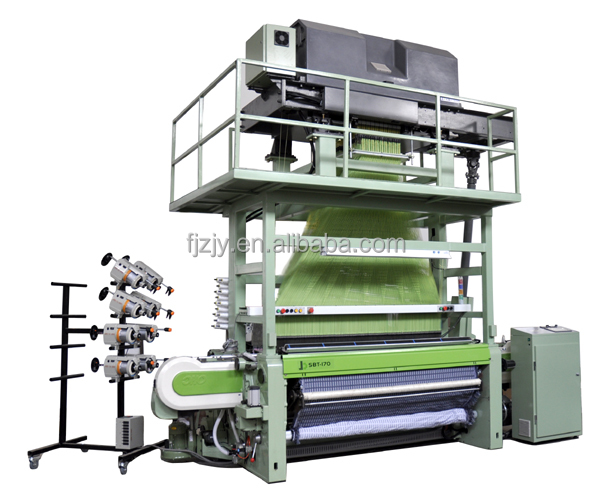 High Speed Label Weaving Machine Shuttle Ribbon Rapier looms hydraulic loom Trademark weaving marking machine