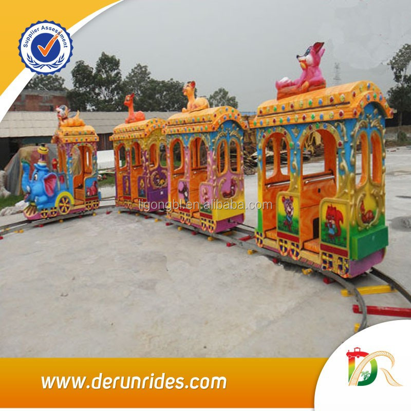 Best selling ride used tourist trains
