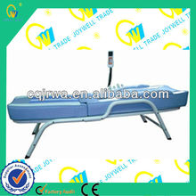 Infrared Magnetic Therapeutic Thermal Jade Massage Bed for Backpain