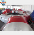Water equipment inflatable water trampoline inflatable trampoline combo