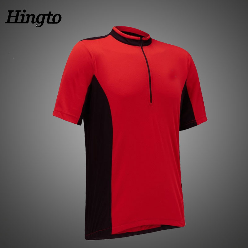 Promotional men cycling shirts With Good Quality