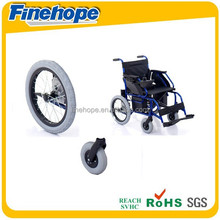 eco-friendly ISO9001 cheap high quality wheelchair solid tires