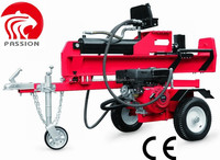Gasoline 35T/40T automatic log splitter engine wood cutter with CE