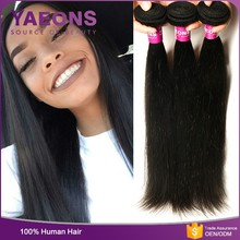 Accept paypal wholesale 100% raw virgin unprocessed human hair bundles blond russian straight hair