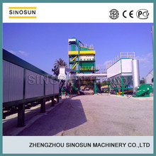 Hot Mix Asphalt Machine 40-320TPH customizable asphalt mixing plant
