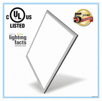 Samsung SMD 5630 high luminous efficacy CRI>80Ra UL DLC 2x2 2x4 smd5630 leds led panel