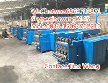 Good wire drawing machine/scourer wire drawing machine/gold wire drawing machine