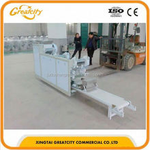 New type small model 30kg/h automatic fresh noodle making machine