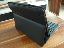 bluetooth keyboard for ipad with leather case