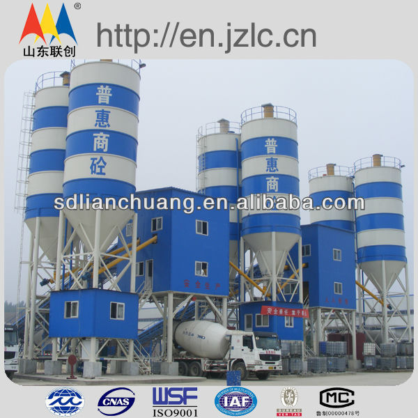 120m3/h low cost concrete batching plant manufactures itally