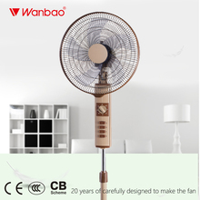 Hot selling ABS electric stand fan with square base SF1694