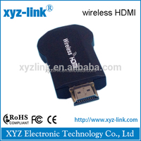 high spped wireless HDMI adapter without cable Used for iPhone/iPad/Androidphones/MAC/PC/Notebook/Tablet