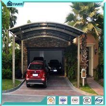 Protect UV polycarbonate panel carport car canopy