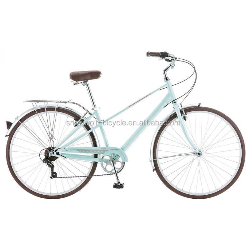 "Cheap dutch ladies bike steel city bike 28"" holland city bikes factory direct for ladies"