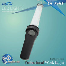 CE & RoHS approved high quality battery portable rechargeable led stand work lantern