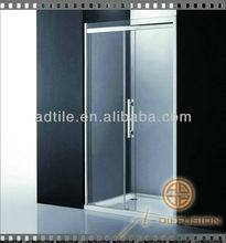 8mm aqua glass enclosed showers