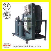 Used Lubricating Oil Recycling,Oil Flushing Machine