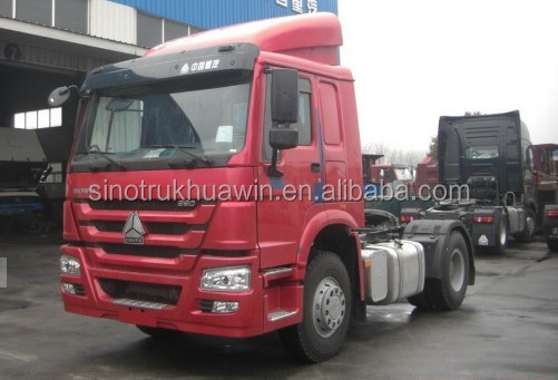 371 hp 4*2 howo brand prime mover