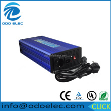 4000w inverter with charger 220v 50hz 110v 60hz converter with LED display