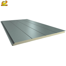 Sound Insulation Fire Proof Sandwich Composite Wall Panels