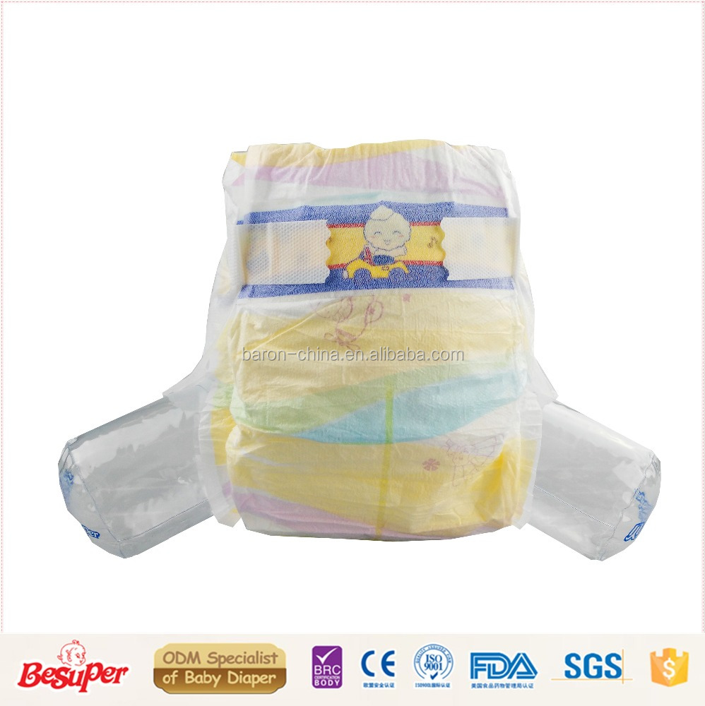 Sleepy Super Thin Comfortabel Baby Cloth Diapers Manufactures in China