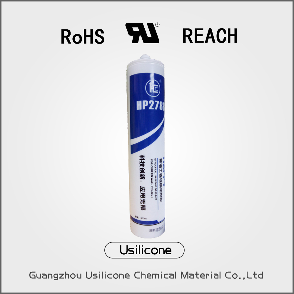 structural silicone sealant for mastic