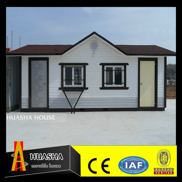 Prefabricated steel Residential prefab living Houses