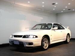 USED CARS - NISSAN SKYLINE GT-R V-SPEC (RHD 819848 GASOLINE)