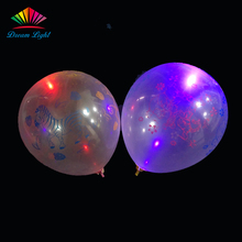 WholeSale 12 inch Latex LED Balloon for party