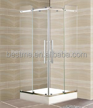 China good price sliding shower doors, shower enclosure for bathroom