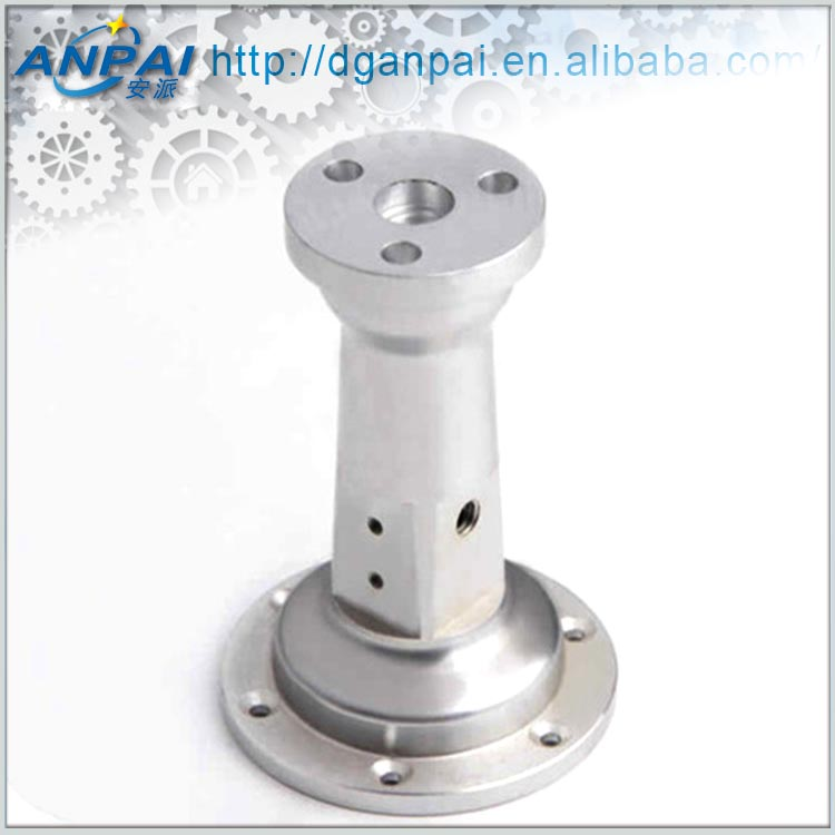 high precision grinding turning aluminum machining tractor spare precision mechanism hospital equipment parts